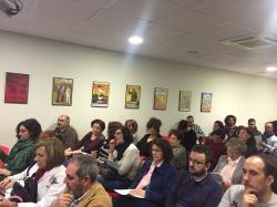 La sede del PSOE de Alcalá acogió la reunión DAT-Este sobre Educación en la Comunidad de Madrid