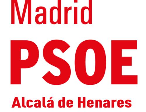 El PSOE de Alcalá de Henares vuelve a exigir a VOX que rectifique y anule la manifestación prevista para el 2 de mayo