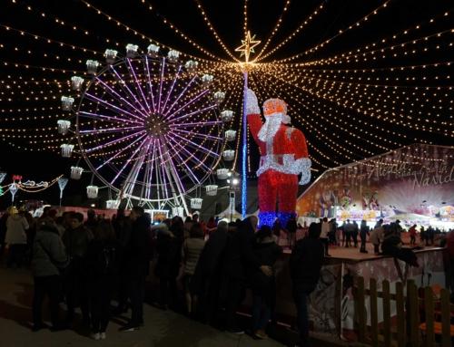 Alcalá está de Navidad