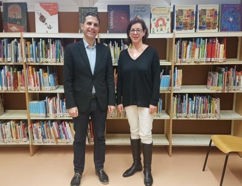 Espartales estrena nueva biblioteca municipal