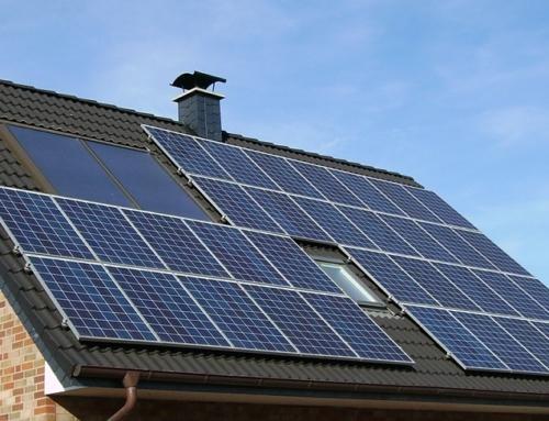 Los socialistas de Alcalá fomentamos la producción energética en cubiertas de edificios
