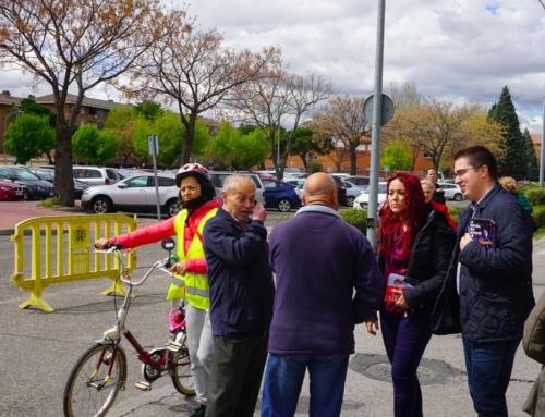 El PSOE de Alcalá apuesta por los barrios: nueva mesa informativa en el distrito 2