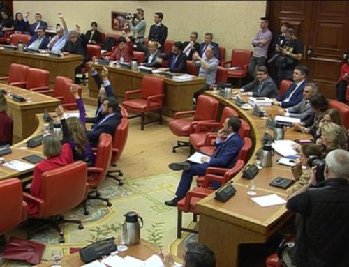 El Partido Popular vota en contra de invertir el superávit en los ayuntamientos y comunidades