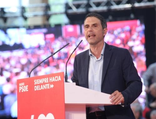 El PSOE considera inaceptable la enésima falta de respeto institucional de la presidenta de la Comunidad de Madrid con Alcalá de Henares