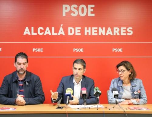 Javier Rodríguez pide el voto para el PSOE