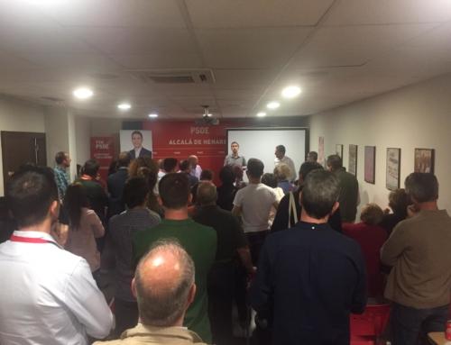 El PSOE de Alcalá de Henares gana las elecciones municipales con unos excelentes resultados