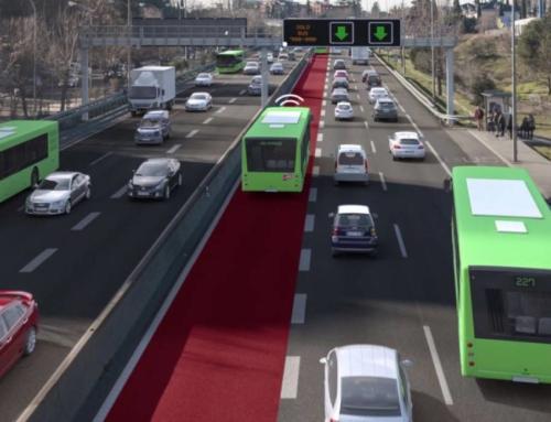 El carril Bus-VAO en la A-2 será por fin una realidad