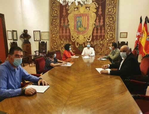 El Gobierno socialista de Alcalá ha destinado ya 2.386.000 € en la lucha contra la COVID19