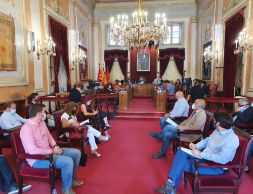 El Ayuntamiento exigirá la equiparación de becas para menú y comedor escolar a las familias beneficiarias del Ingreso Mínimo Vital