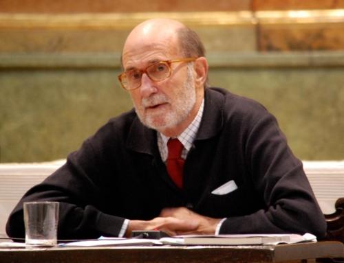 El PSOE de Alcalá, de luto por el fallecimiento de Arsenio Lope Huerta