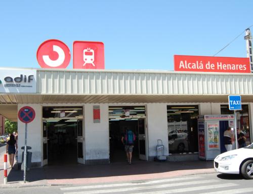 El Grupo Municipal Socialista lleva al próximo Pleno una moción solicitando a ADIF y al ministerio la reforma integral de la Estación de Tren de Alcalá De Henares