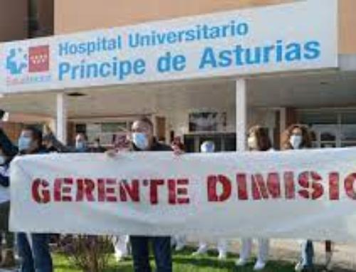El PSOE de Alcalá exige que no se recorte la plantilla de médicos intensivistas del Hospital Universitario Príncipe de Asturias